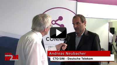 Andreas Neubacher Interview 5G World 2016