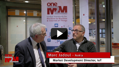 Marc Jadoul Interview ETSI IoT/M2M Workshop 2016
